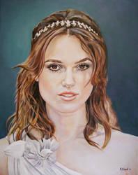 Keira Knightley by andylloyd
