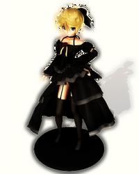 IMITATION BLACK Len by oOIchibiOo