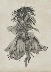 Raven Shaman Kalisha by TheLandoBros