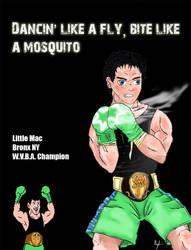 Little Mac - MTs Punch Out by TheLandoBros