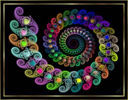 Rainbow Row by Sunny-77