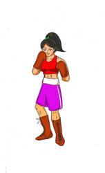 SatoshiTakeo-Boxing02-ColorShade1 by waynehom