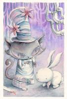 watercolor practice ll by tolagunestro