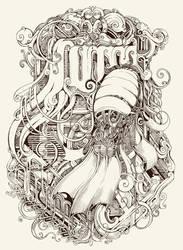 Scifi Poster by tolagunestro