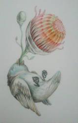 Surreal botanics. by tolagunestro