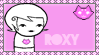 roxy lalonde stamp by MillionsOfStamps