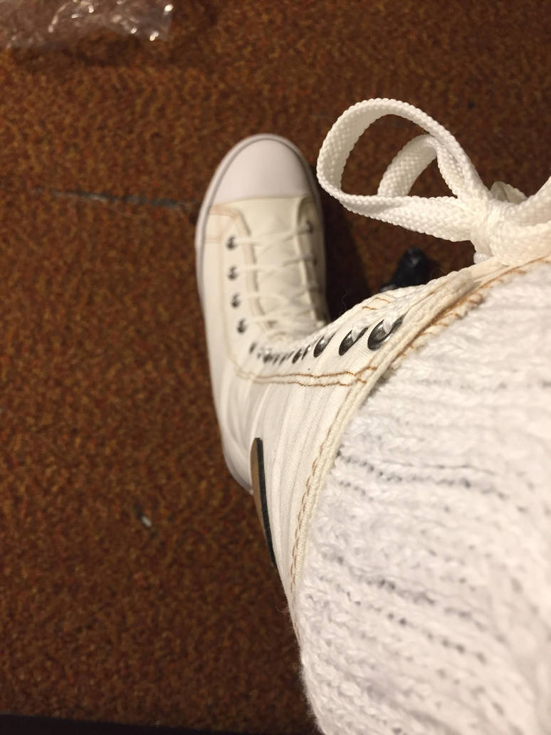 Knockoff converse boots  by tat2jnky1