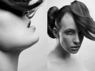 BW Beauty set by Vertical-Lines