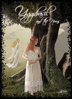 Yggdrasil and the Norns by Ailinon