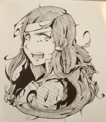 Hana Fire Emblem Fates by Syuzaki