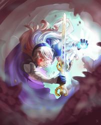Fire Emblem Corrin/Kamui by Syuzaki