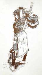 Fire Emblem Oboro by Syuzaki
