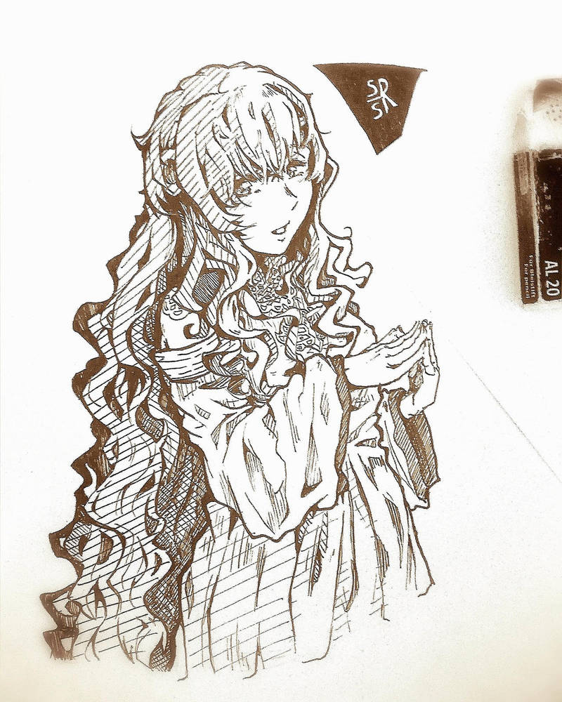 Fire Emblem Deirdre by Syuzaki