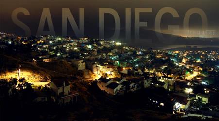 San Diego by f3rdie