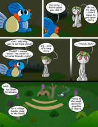 Finding Your Roots- Chapter 2, Page 50 by YellowMouseDraws