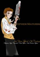 Maturin: Sawmaster by cillabub