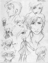 Enjolras character sheet by cillabub