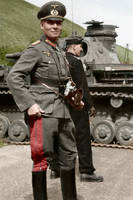 Field Marshal Erwin Rommel by Shade5069