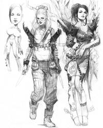 SB doodles by AlexPascenko