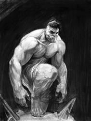 Hulk 00 by AlexPascenko