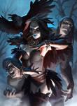 Raven by AlexPascenko
