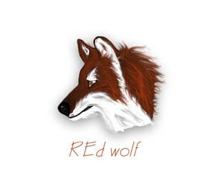 Red Wolf by raghulmz