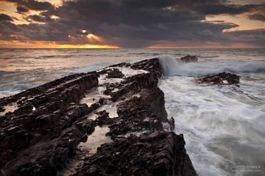 Stormy Howick by jamesholephoto