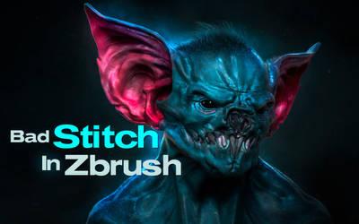 Bad Stitch Timelapse by synthesys
