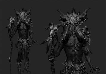 Witch Doctor by synthesys