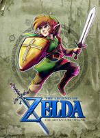 The Adventure of Link by Jay-Phenrix