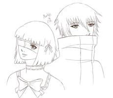 Lucile y Reden by Machus-san