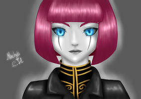 Bladecraft Orianna by Machus-san