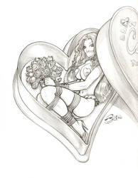 Stay, Little Valentine, Stay by steveoreno