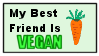 Best Vegan Freind Ever by CelixDog04