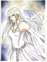 Art Trade- Ishrin by LadyCamafeo