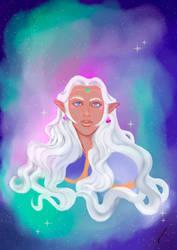 All Hail to Princess Allura by LadyCamafeo