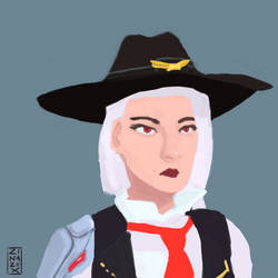 Ashe by xinazex