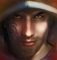 Demon Hunter Diablo III Contest Entry by SelectYourself