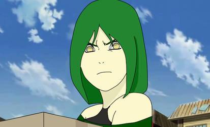 Angry girl by ShiroZakuro