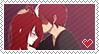 Shouto x Velvet Support Stamp by mokiiro