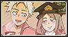 [ Gift ] Natsuo and Irina by mokiiro