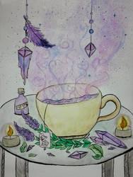 Love potion by lyraViola