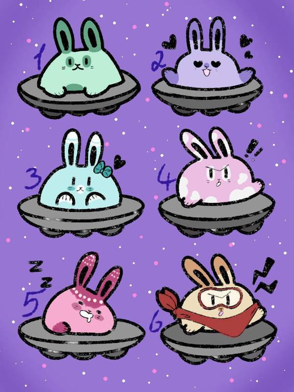 Bunny adopts (Closed) //Free// by lyraViola