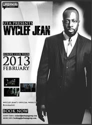 Wyclef Jean Newsletter by lamefish