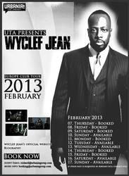 Wyclef Jean Newsletter 2 by lamefish