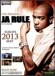 Ja Rule Newsletter by lamefish