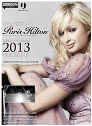 Paris Hillton - Newsletter by lamefish