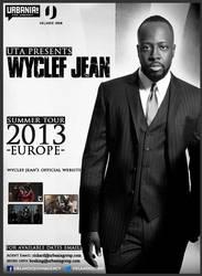 Wyclef Jean - Newsletter 3 by lamefish