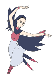 Swellow Ballerina by LolianTriforce