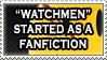 Stamp-Watchmen by NightMargin